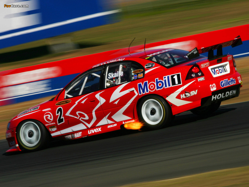 Wallpapers of Holden VZ Commodore V8 Supercar 200506 1024 x 768 1024x768