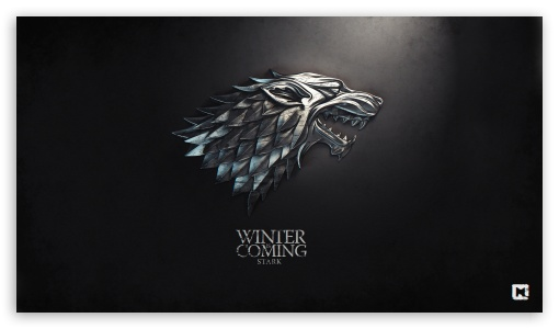 Game Of Thrones Winter Is Coming Stark HD wallpaper for HD 169 High 510x300