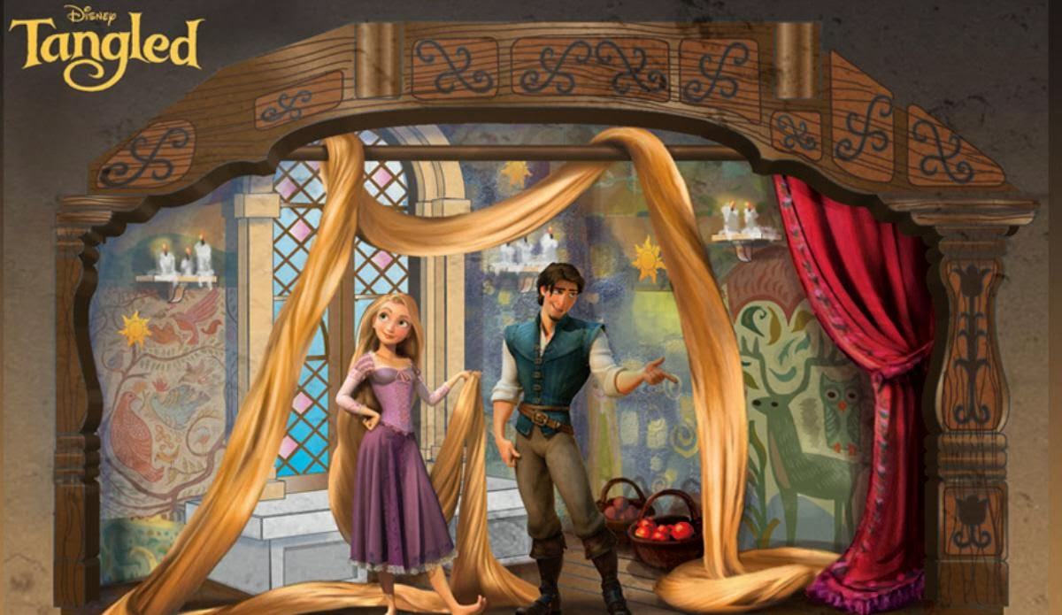 Tangled Rapunzel HD Wallpapers Download   Best Photos 1200x695