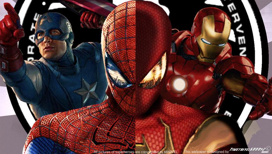Captain America Civil War Wallpaper 5 900x510
