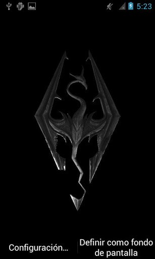 Skyrim Live Wallpaper Wallpapersafari