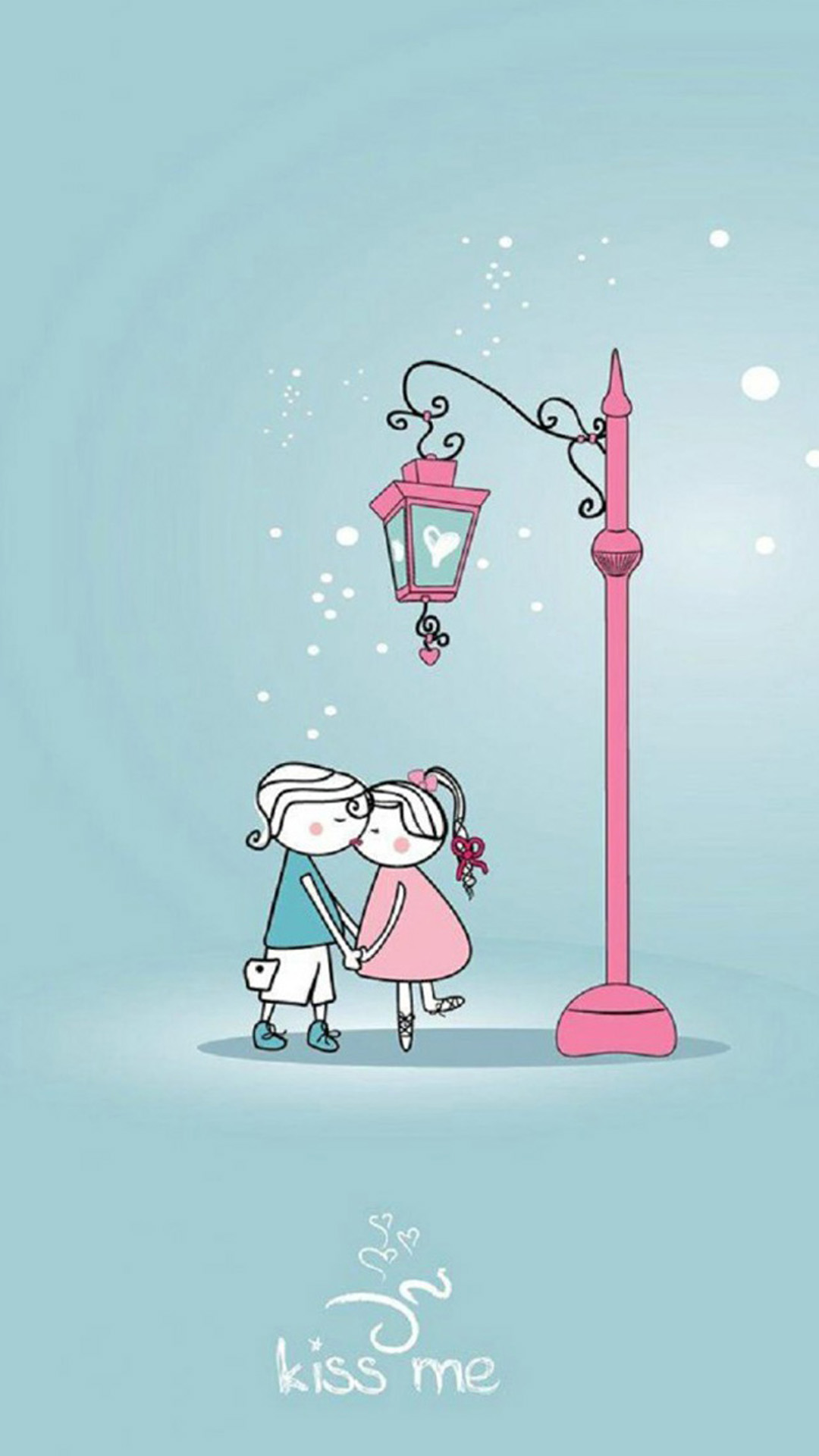 cartoon Type Love Wallpaper : couples iPhone Wallpapers - WallpaperSafari