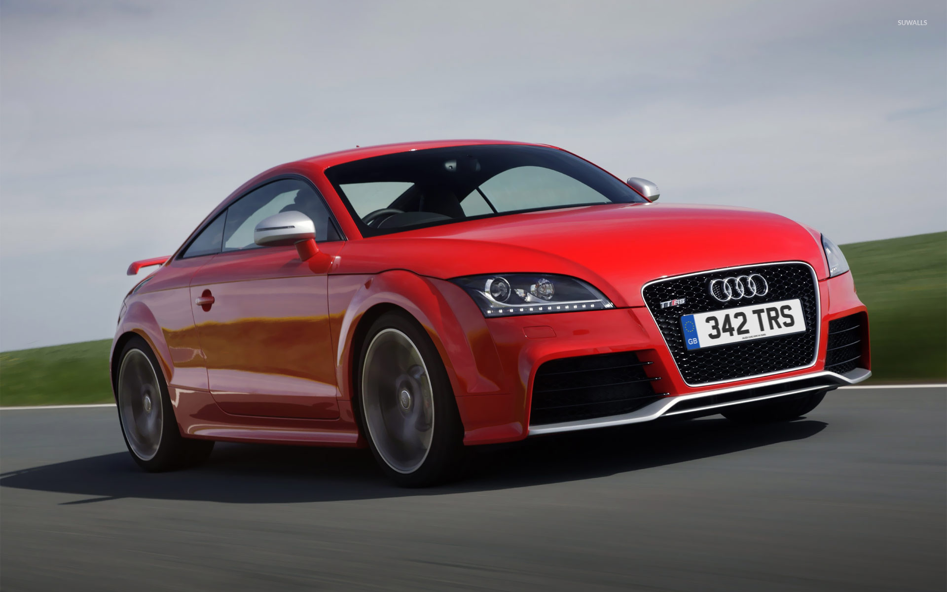 Audi TT RS Coupe [2] wallpaper - Car wallpapers - #19111