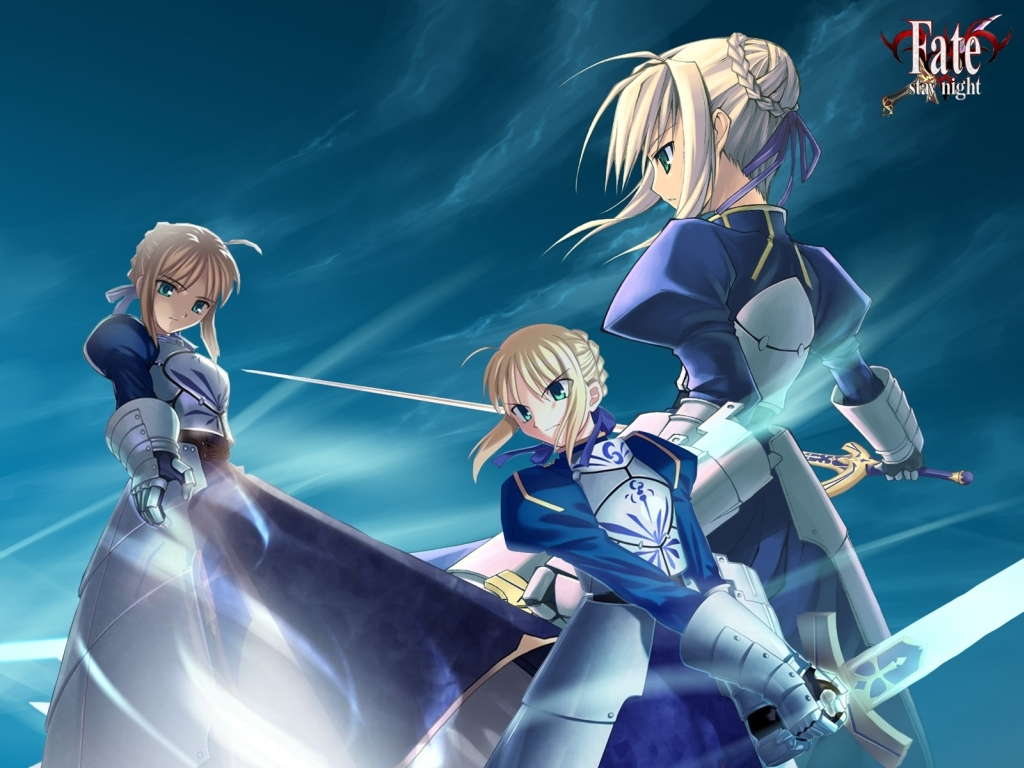 Saber3   Fate Stay Night Wallpaper 3218392 1024x768