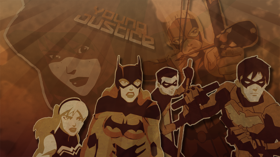 Young Justice Wallpaper wwwimgkidcom   The Image Kid 960x540