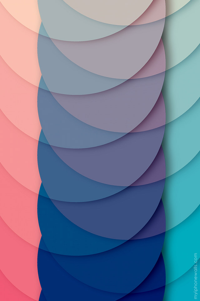 Cool pastel pattern wallpaper for your Apple iPhone iPhone 640x960