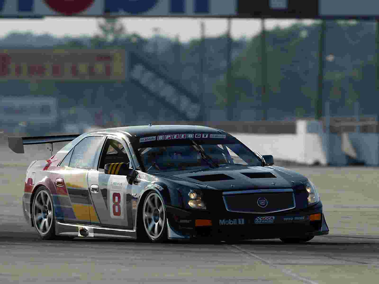 cadillac cts v race car 28643326 wallpaper   Cadillac   Auto Moto 1600x1200