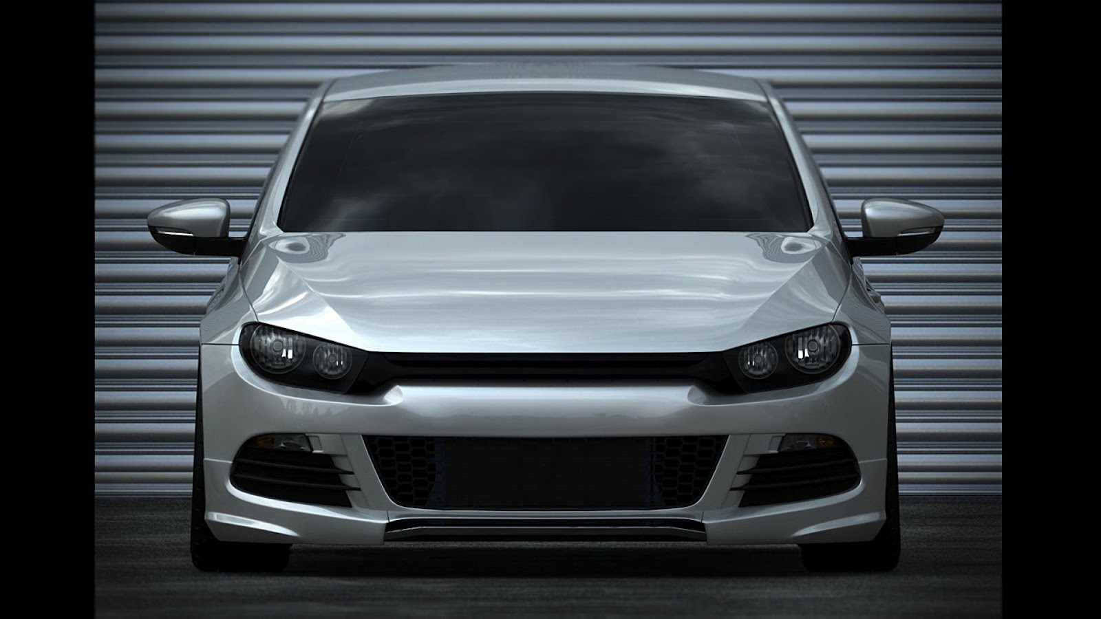 Cars HD Volkswagen Scirocco HD Wallpapers 1600x900