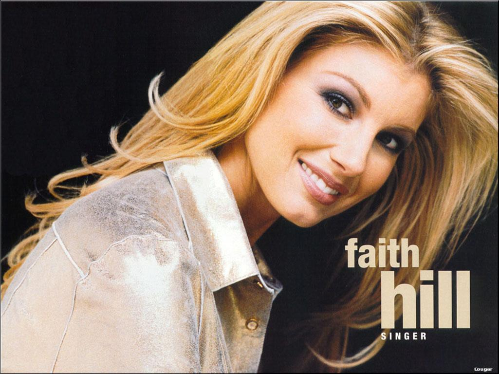 Best Country Singers The country singer Faith Hill 1025x768