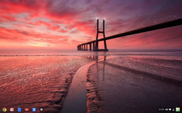 Googles Chrome OS flatters Windows by attempting to imitate it 580x362