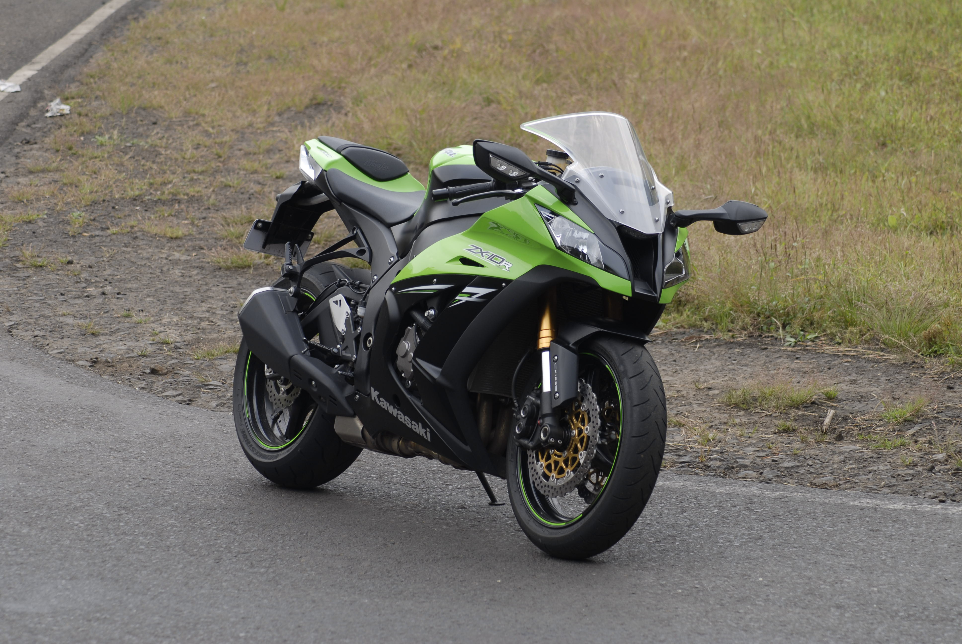 New Kawasaki Ninja ZX10R Photo Gallery Autocar India 3872x2592