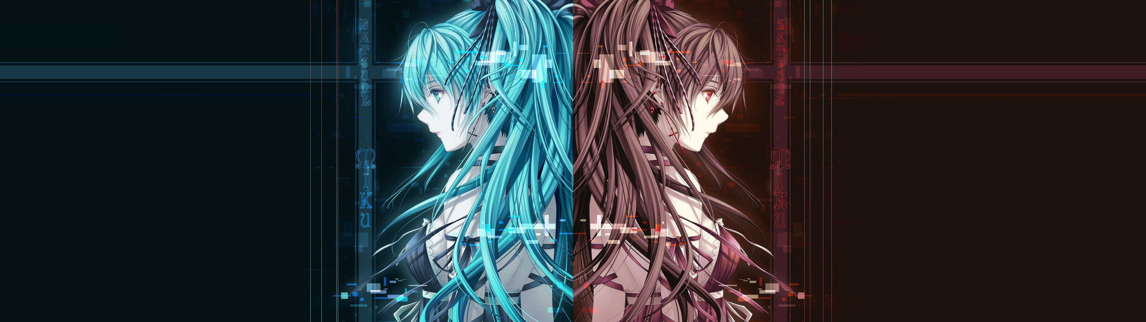 [49+] Dual Monitor Anime Wallpaper on WallpaperSafari