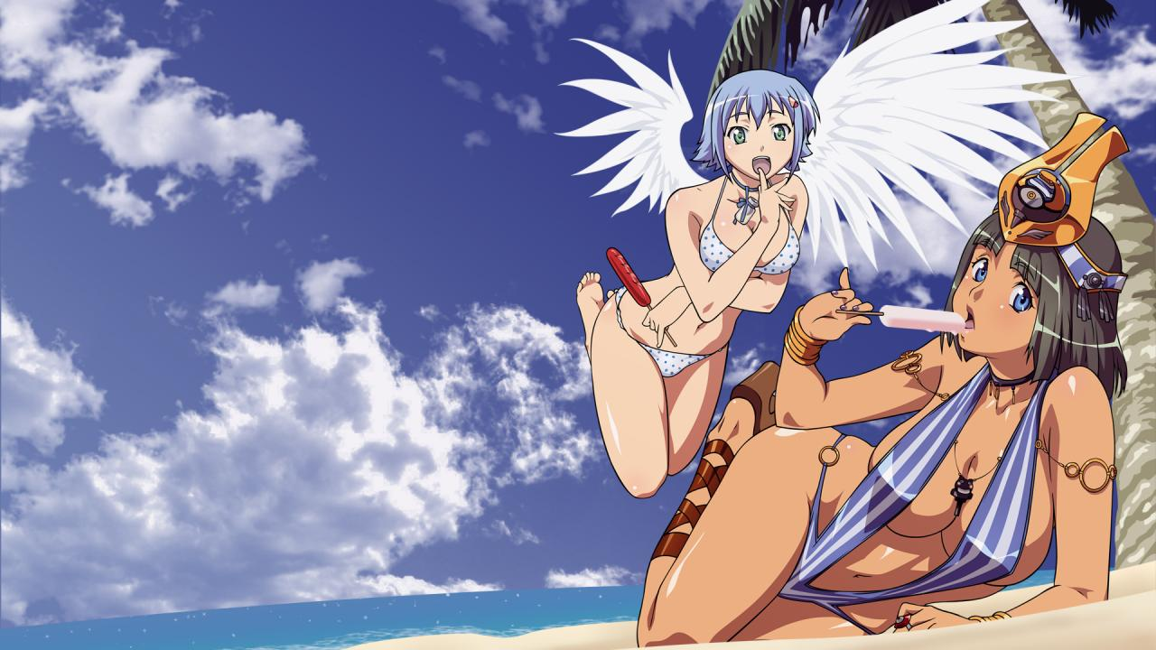 queens blade menace HD 169 1280x720 1366x768 1600x900 1920x1080 1280x720