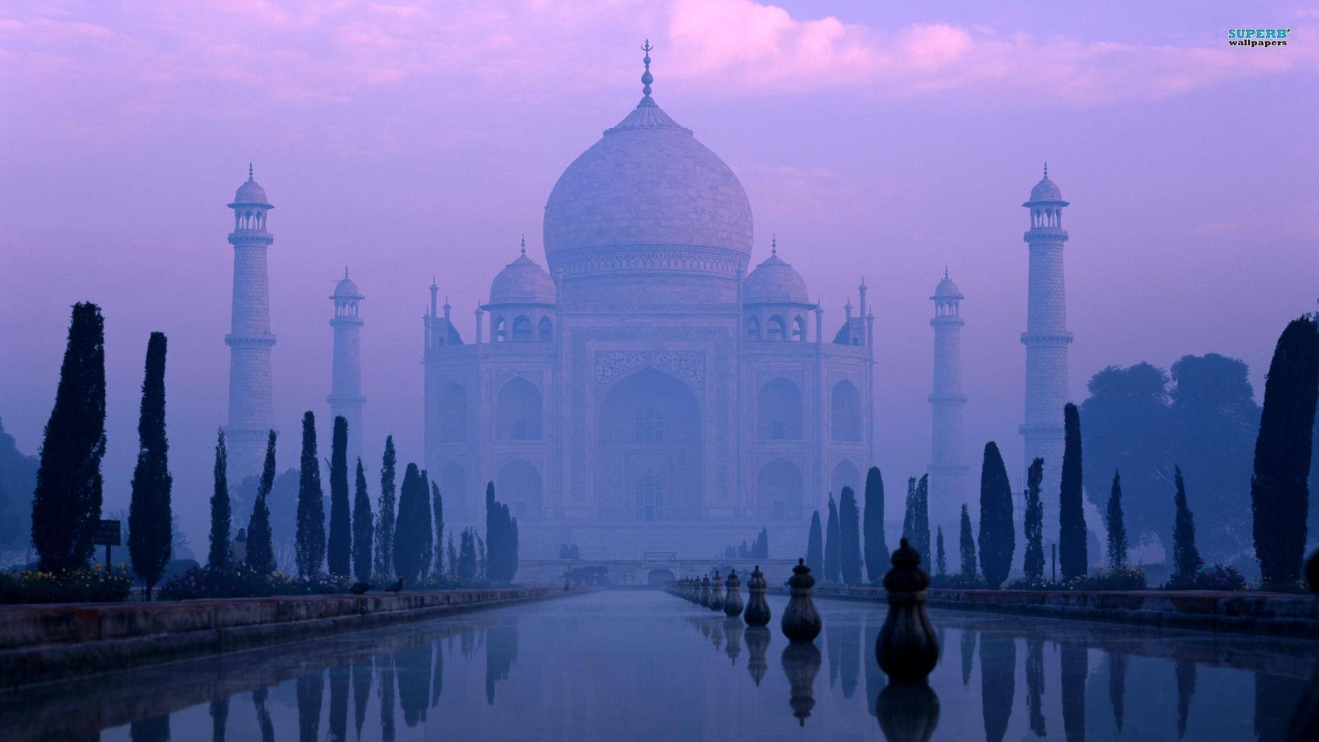 Taj Mahal Wallpapers HD Pictures One HD Wallpaper 1920x1080