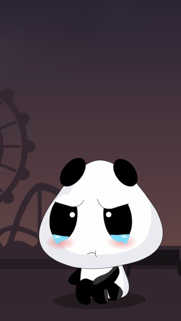 Free Download Crying Cartoon Panda Wallpaper Iphone Wallpapers 576x1024 For Your Desktop Mobile Tablet Explore 46 Cute Cartoon Panda Wallpaper Cute Panda Wallpapers Panda Wallpapers For Desktop Moving Panda Wallpaper