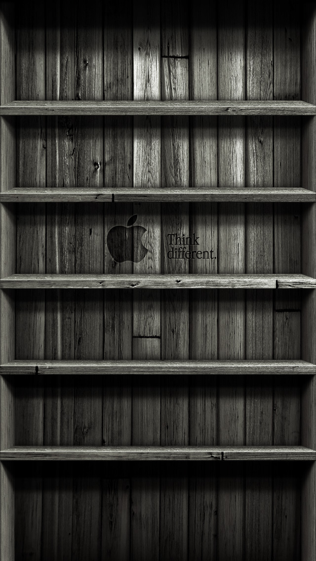 Iphone 5 Shelf   Iphone 7 Plus Wallpaper Home Screen Hd 640x1136