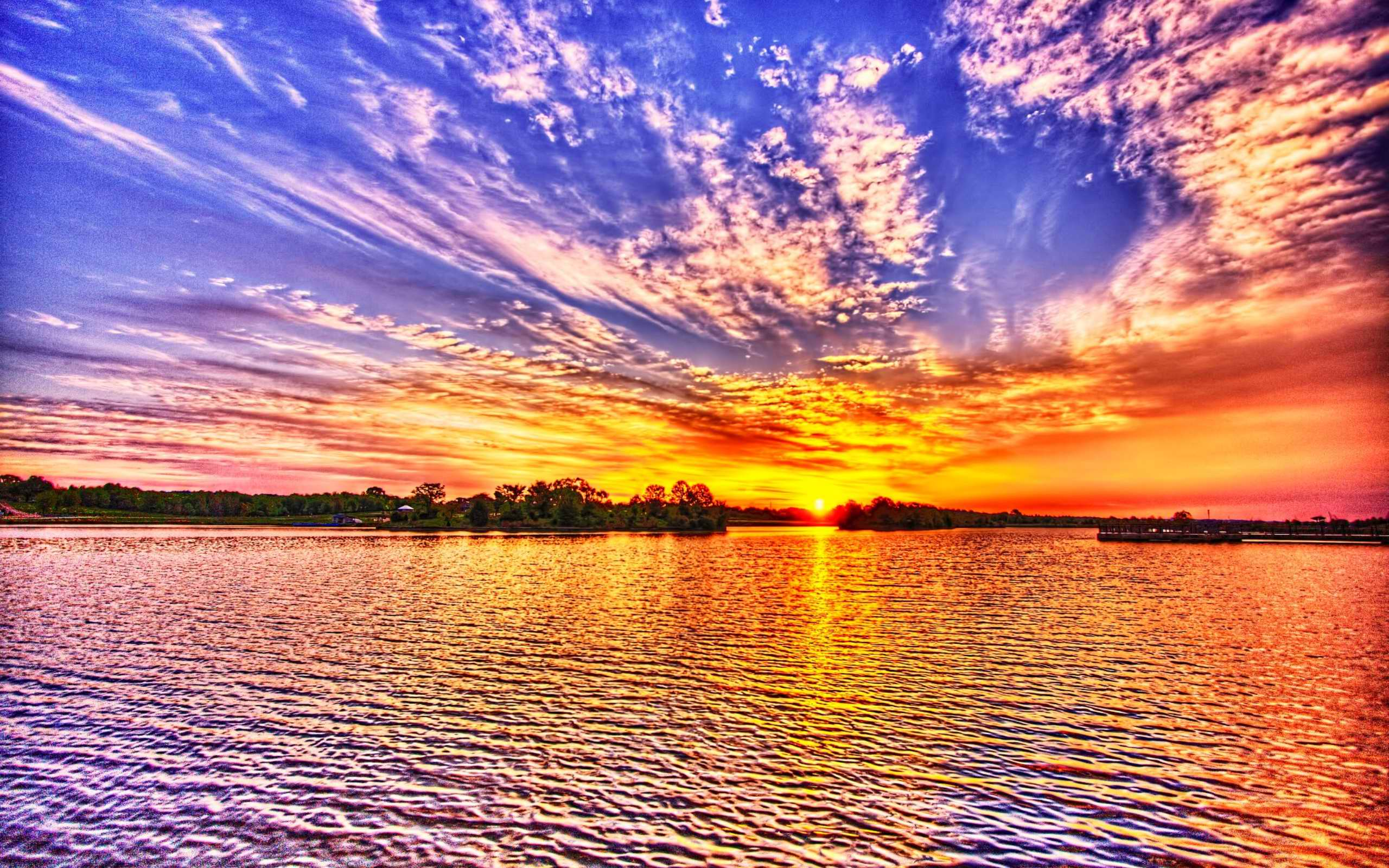 Beautiful Summer Backgrounds 2560x1600