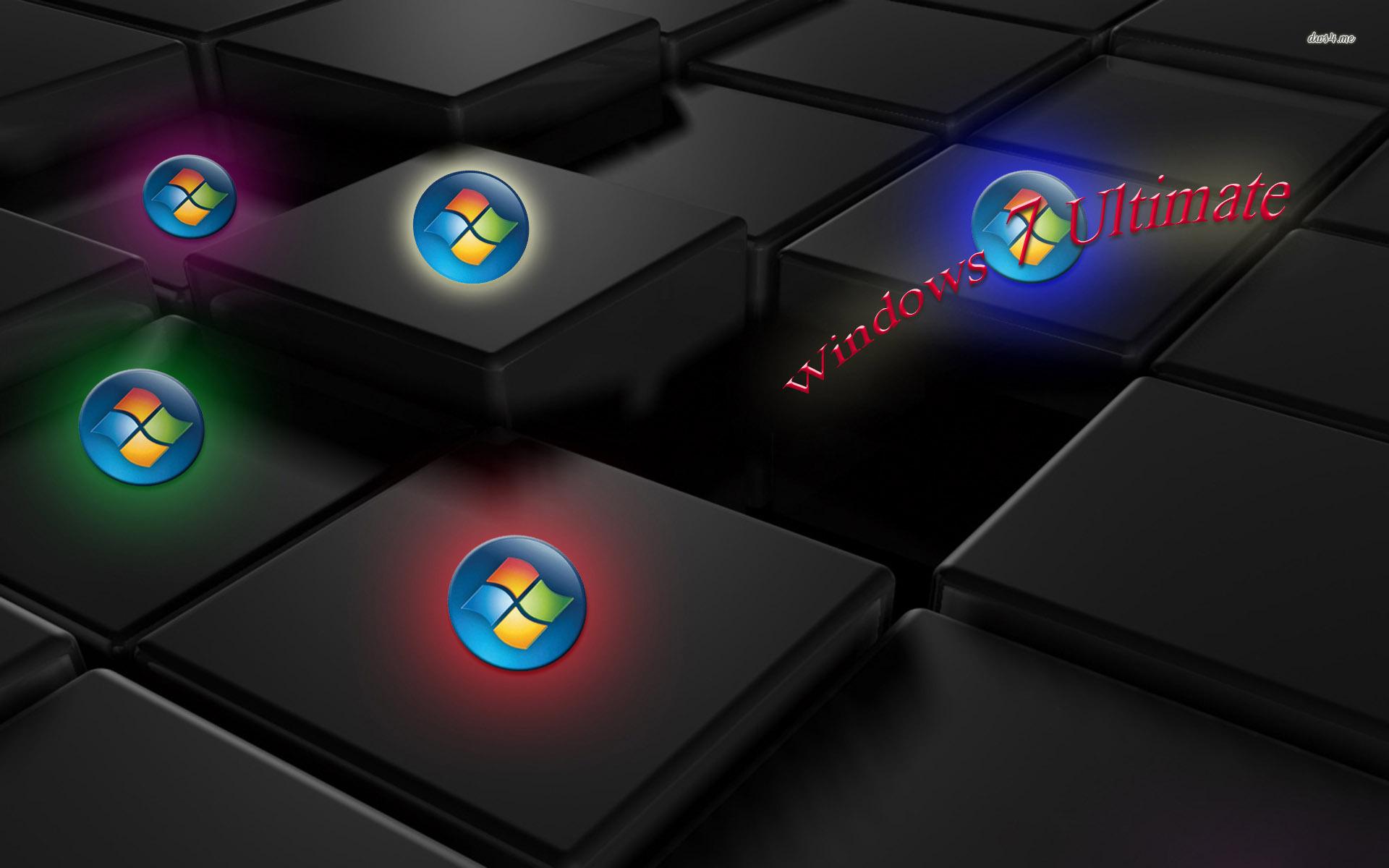 Computers Windows Windows 7 Microsoft Windows 7 Ultimate 1920x1200