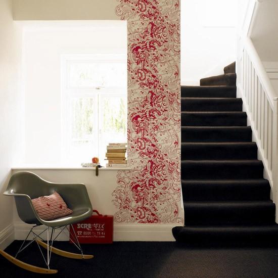 hallway Eclectic design Decorating ideas Image Housetohome 550x550
