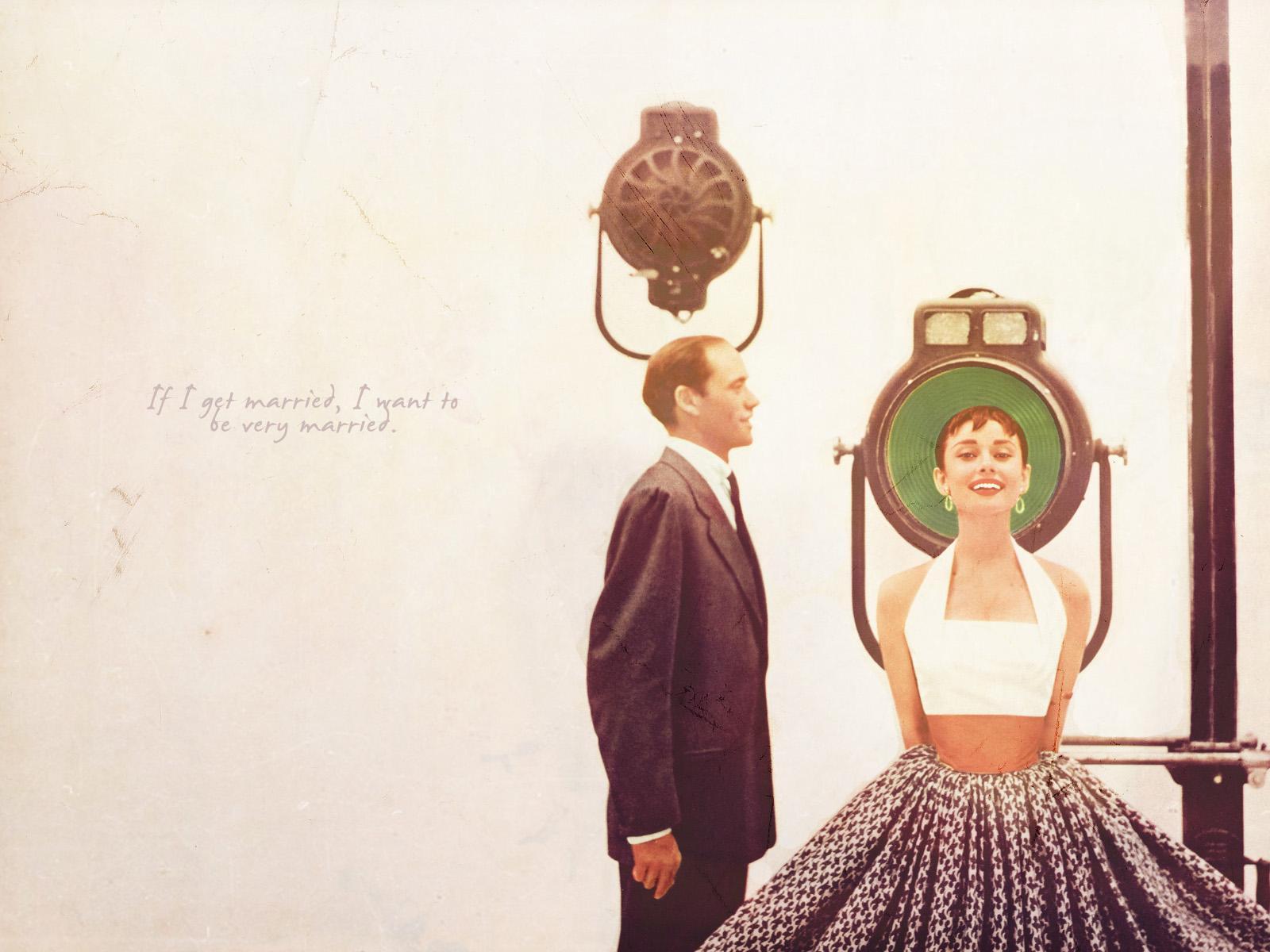HD Audrey Hepburn Wallpapers 1600x1200
