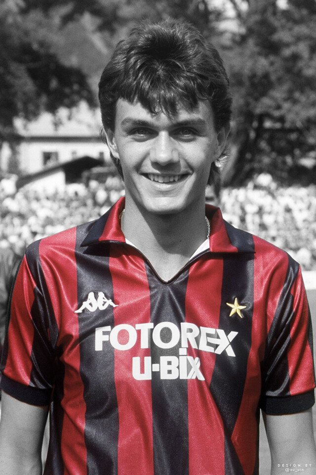 Paolo Maldini A wallpaper for iPhone Az Flickr 640x960