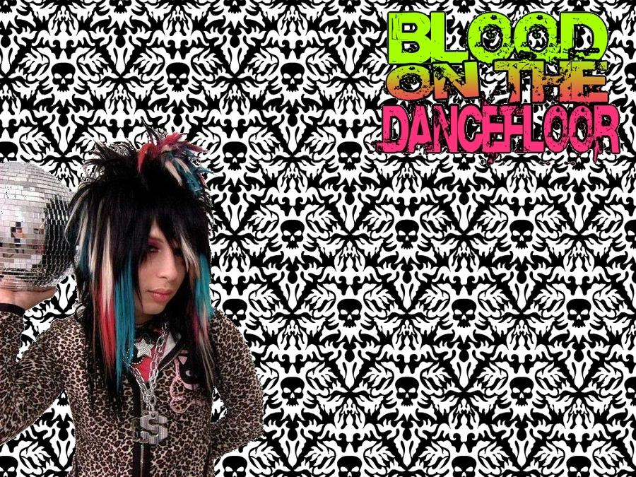 B0TDF   Blood on The Dance Floor Wallpaper 17867656 900x675