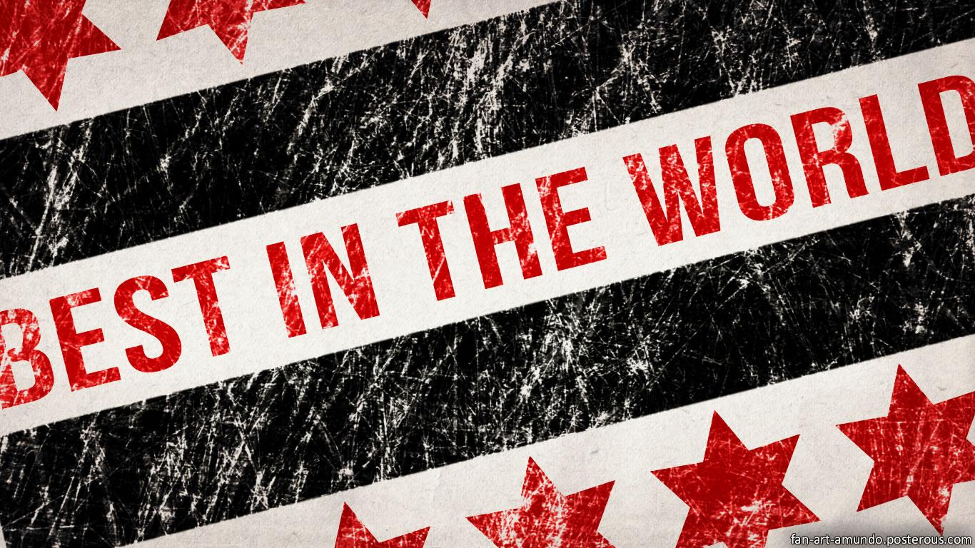 CM Punk   Best in the World by tom kneeshaw 1366x768