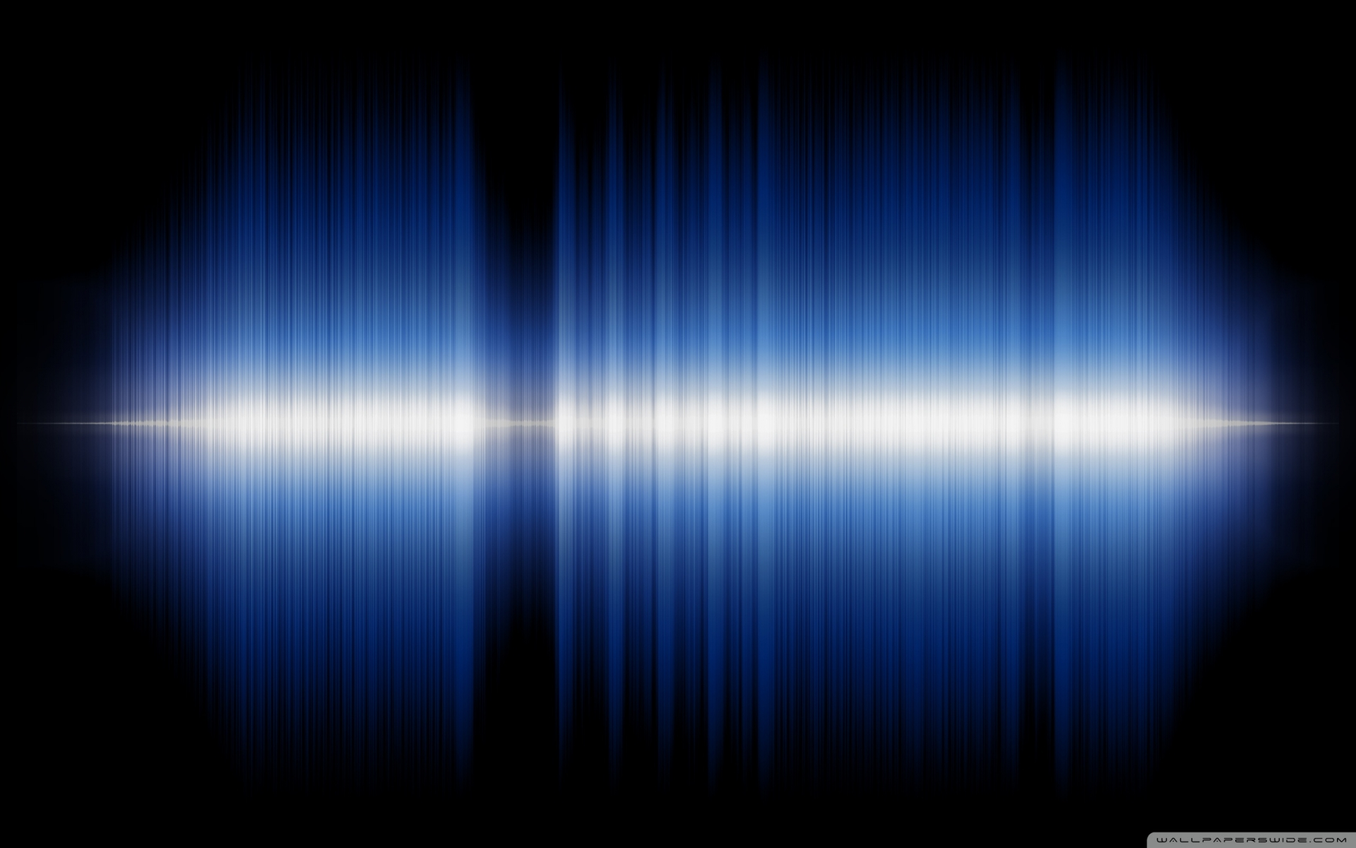 Audio Sound Wave Wallpaper 1920x1200