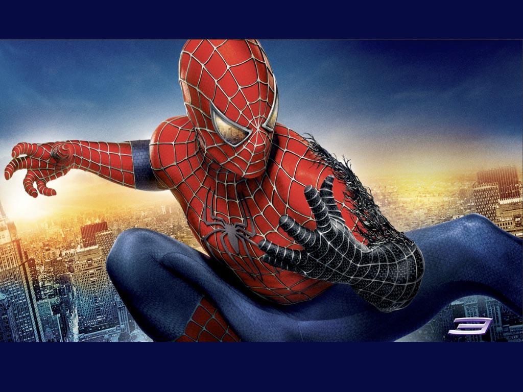 Best HD Wallpapers Spiderman Wallpapers 1024x768