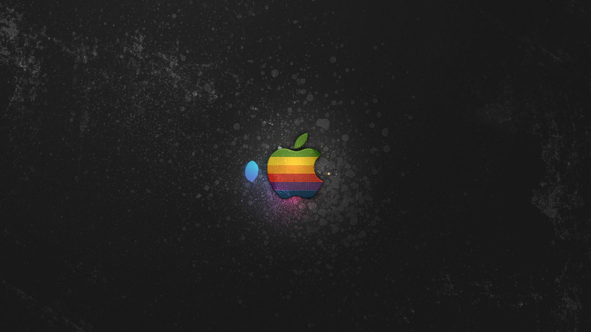 Colorful Apple OS X Wallpaper wallpaper   964405 1920x1080