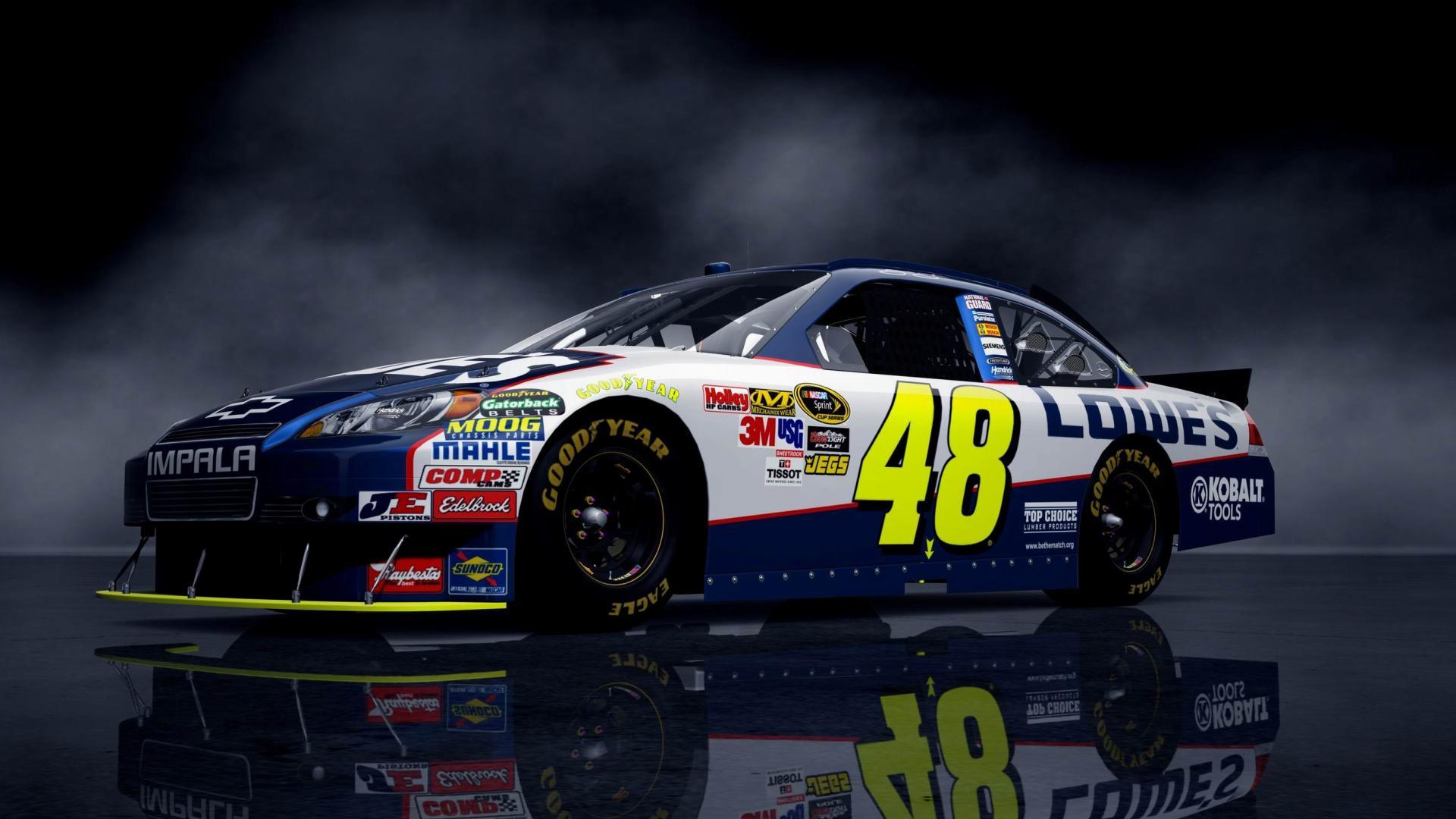 Free Nascar Wallpapers For Desktop: [50+] NASCAR HD Wallpapers On WallpaperSafari