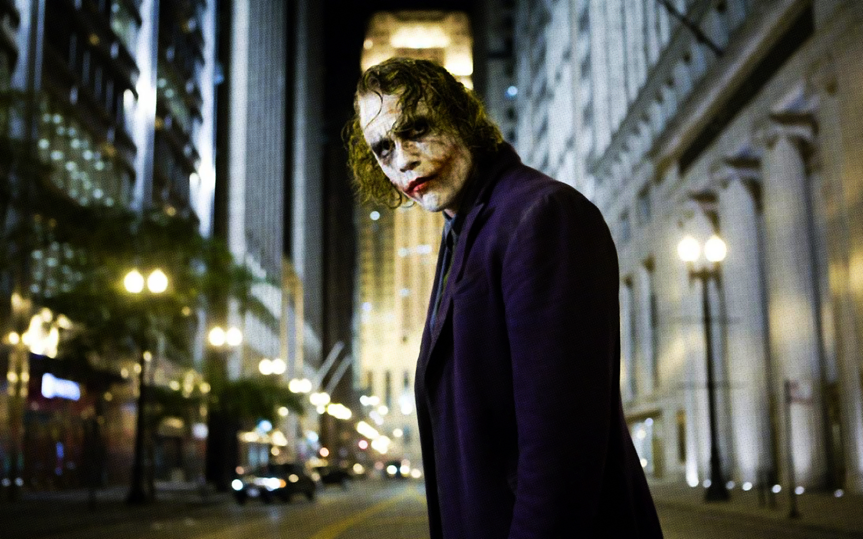 Heath ledger the dark knight the joker wallpaper HQ WALLPAPER 1680x1050
