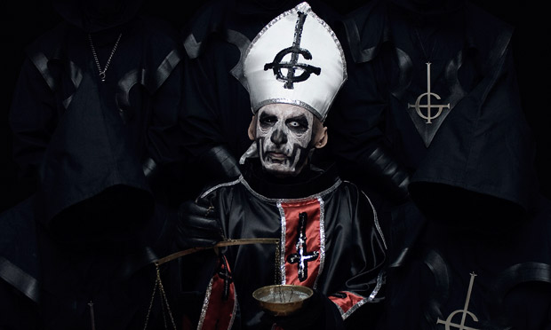 Ghost Infestissumam review Music The Guardian 620x372