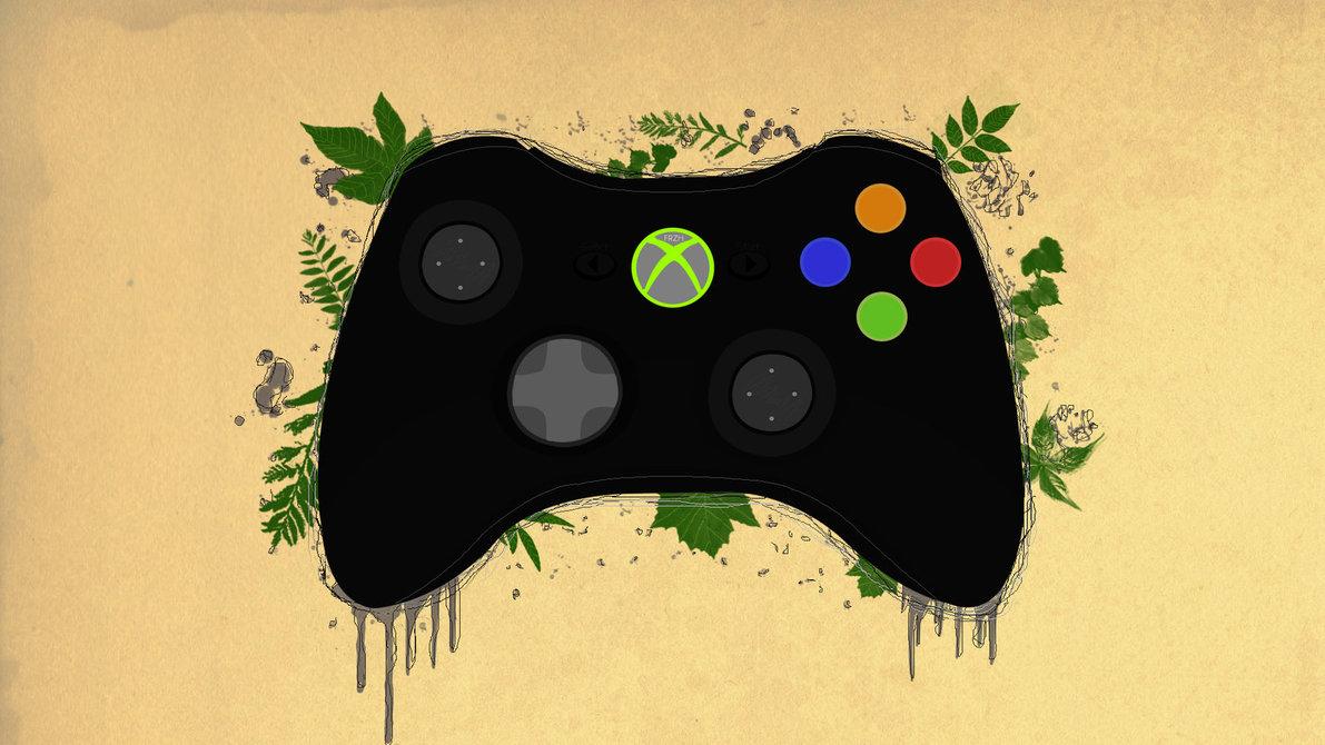 49 Xbox Controller Wallpaper On Wallpapersafari
