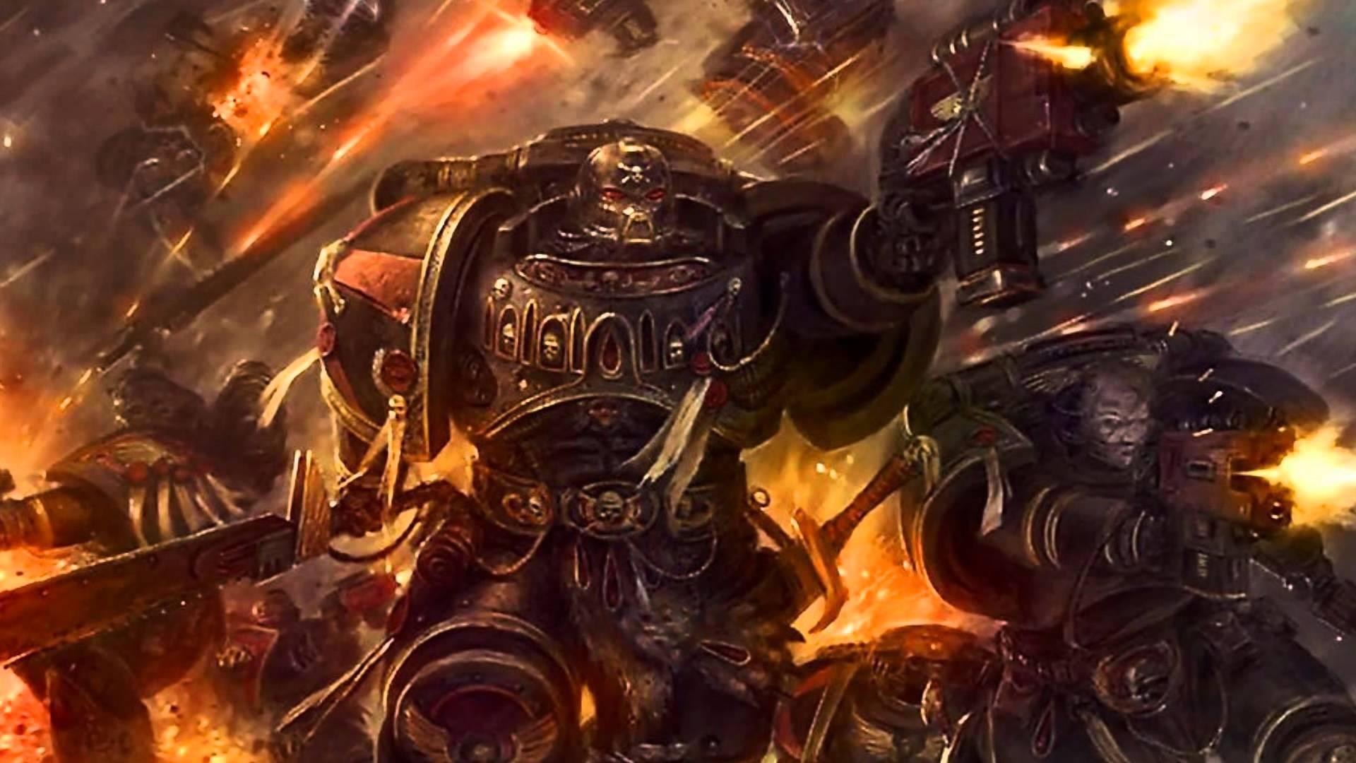 Epic Music Tribute Warhammer Wikihammer 40k Blood Angelswmv 1920x1080