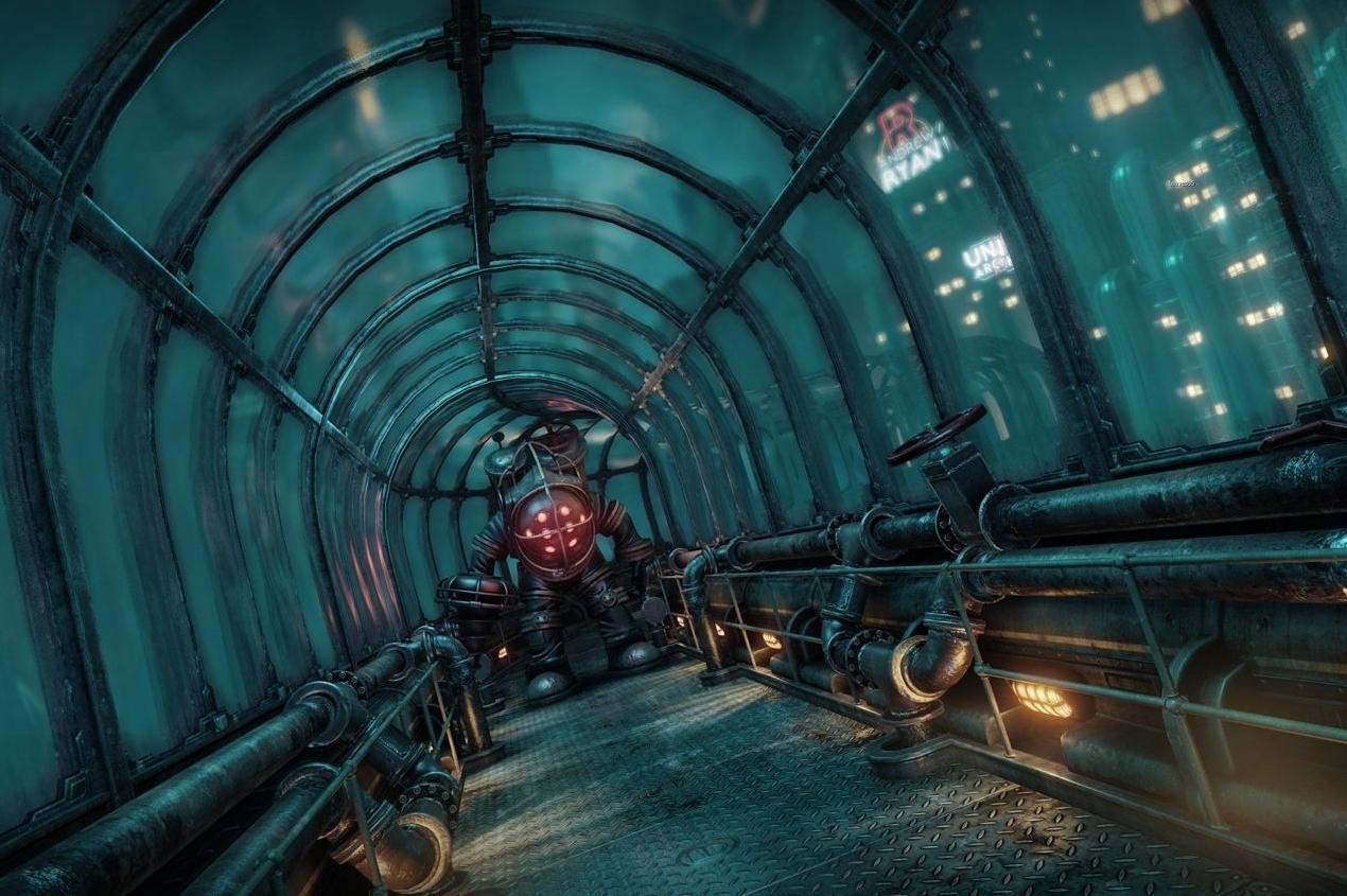 Bioshock Infinte Art Design
