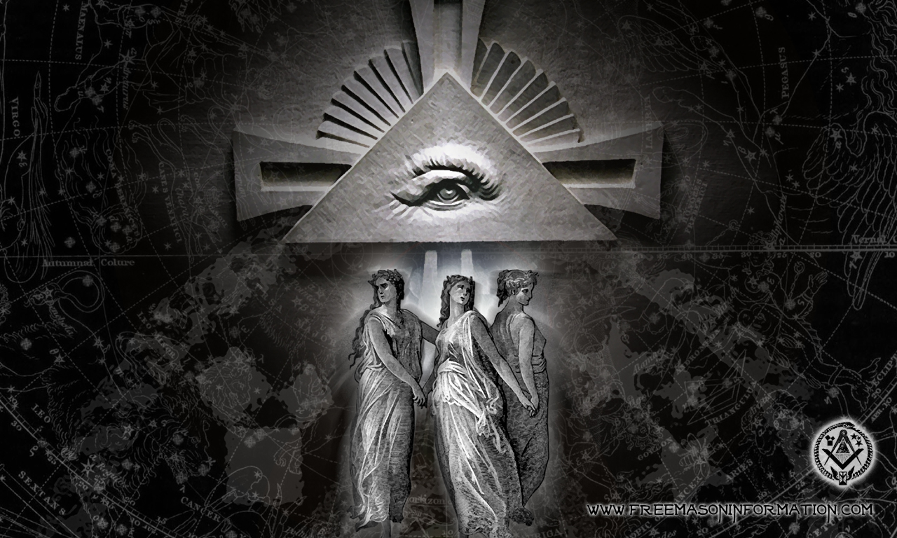 Freemason wallpaper 1280x768