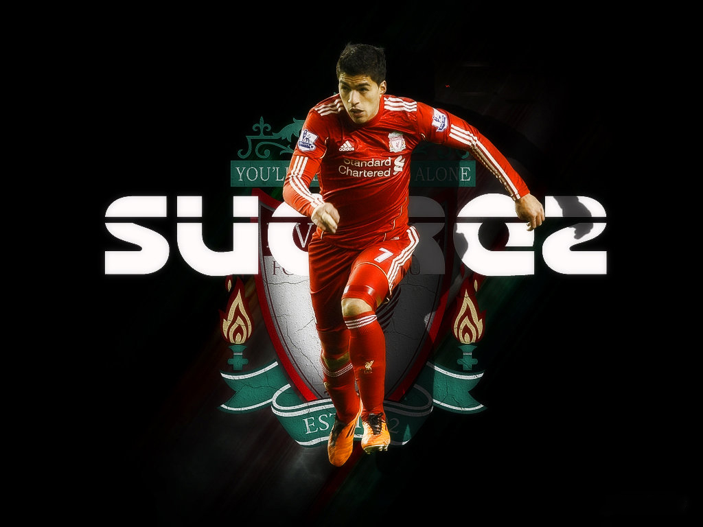 All Football Players Luis Suarez hd Wallpapers 2012 1024x768