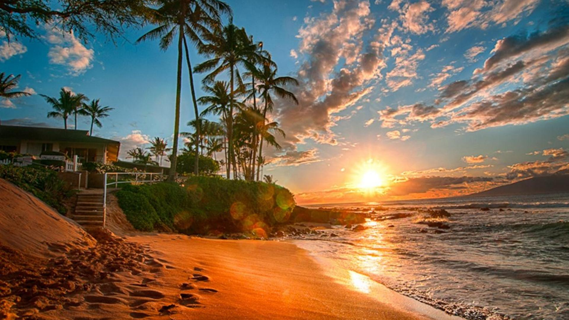 Hawaii Wallpapers Hd: Hawaii Desktop Wallpaper Widescreen