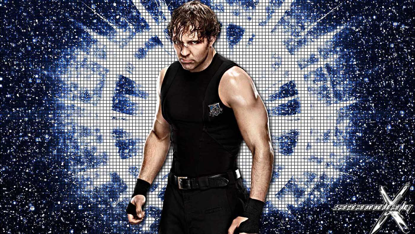 Dean Ambrose Wallpaper Dean ambrose wwe wallpaper 1400x788