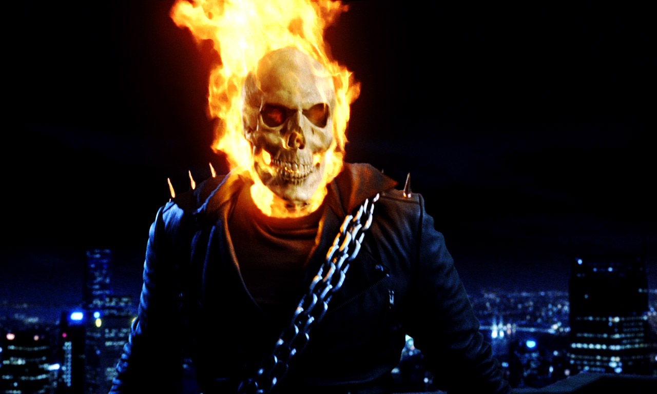 Ghost Rider   Close Up by hdavispi 1280x768