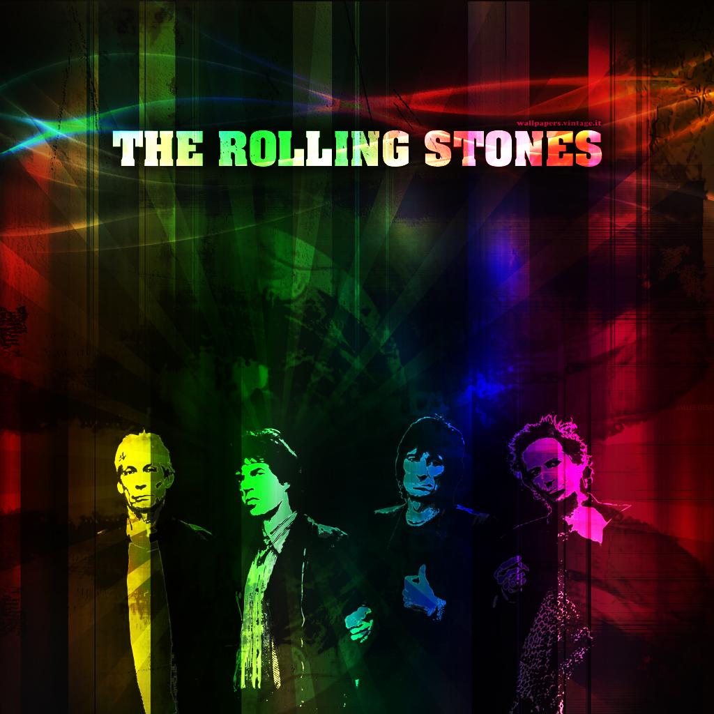 The Rolling Stones wallpaper   Desktop HD iPad iPhone wallpapers 1024x1024