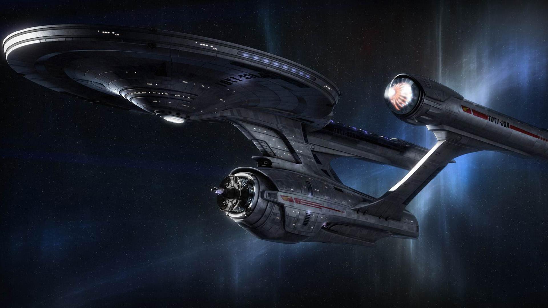 Star Trek Classic NCC 1701 Vehicle HD Wallpapers 1920x1080