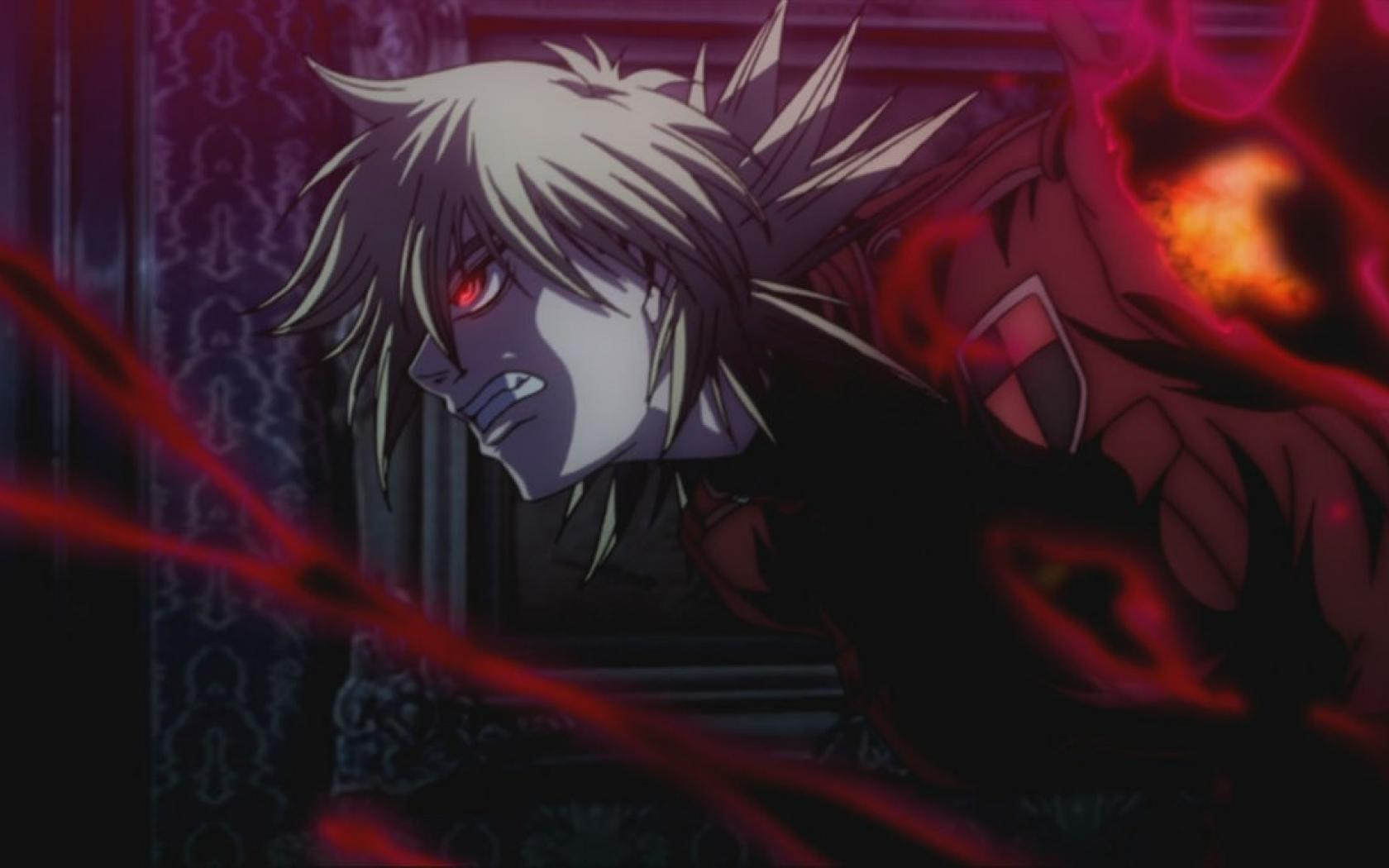 Hellsing Ultimate Seras Victoria Wallpaper - WallpaperSafari