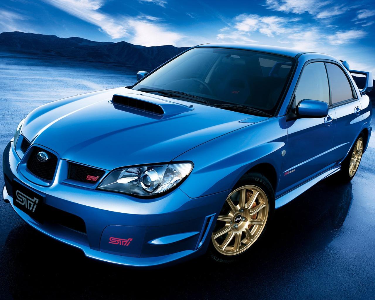 Subaru brz phone wallpaper