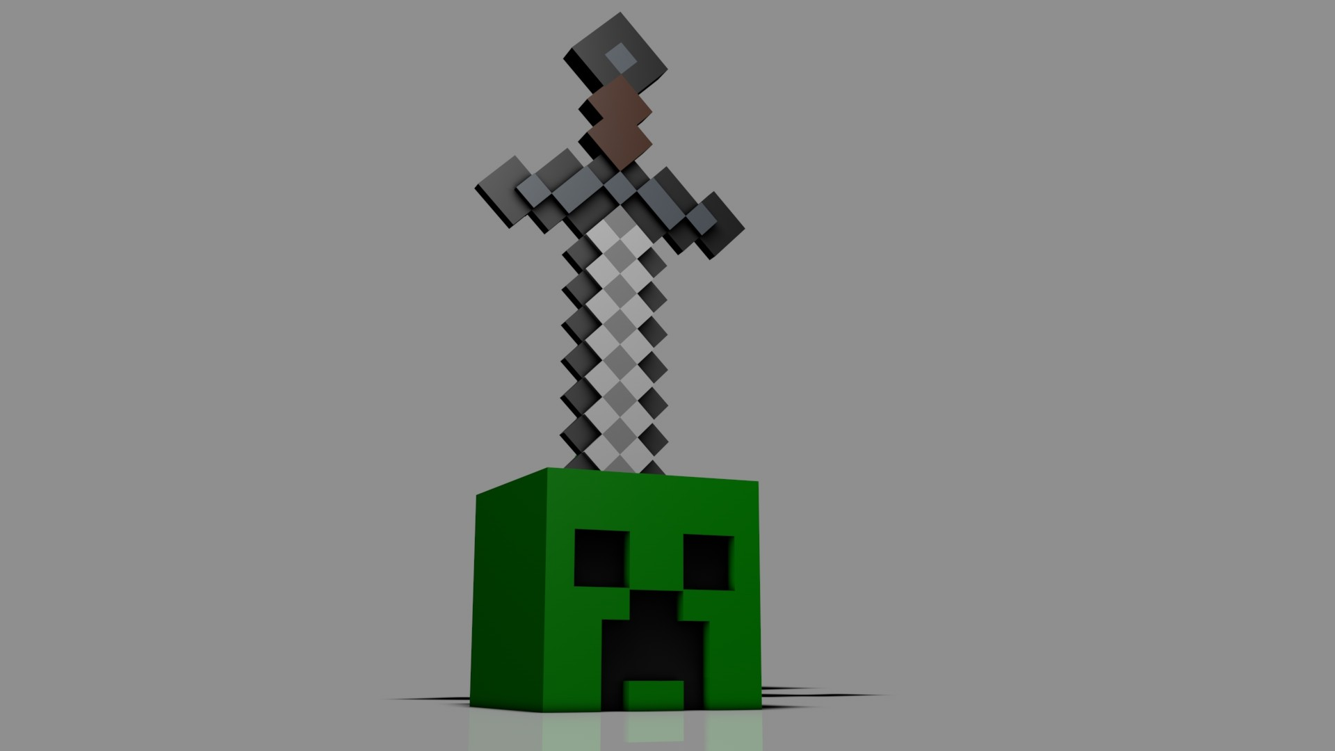 Free Download Creeper Minecraft Wallpaper 1920x1080 Creeper Minecraft Block Exone 1920x1080 For Your Desktop Mobile Tablet Explore 50 Minecraft Wallpapers Creeper Head Minecraft Wallpapers Creeper Windows Wallpaper Minecraft Creeper