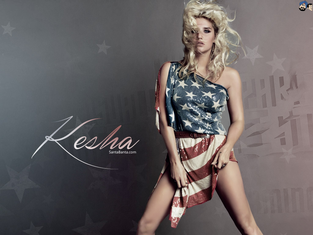 Kesha Wallpaper 5 1024x768