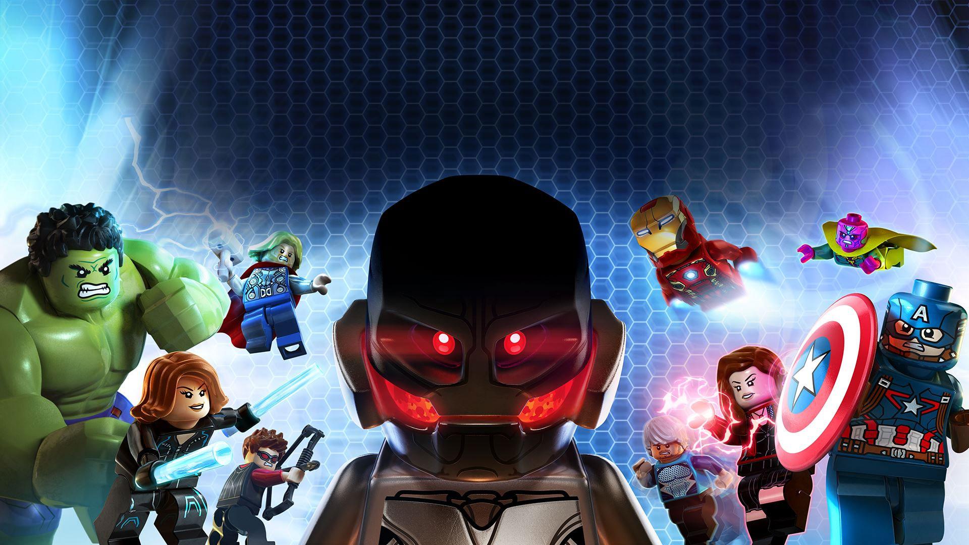 Avengers 4K Wallpaper Lego Marvels Avengers 1080p Wallpaper 1920x1080