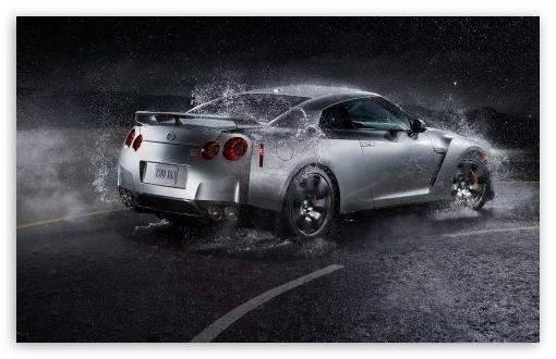 Nissan GT R Car HD wallpaper for Standard 43 54 Fullscreen UXGA XGA 510x330