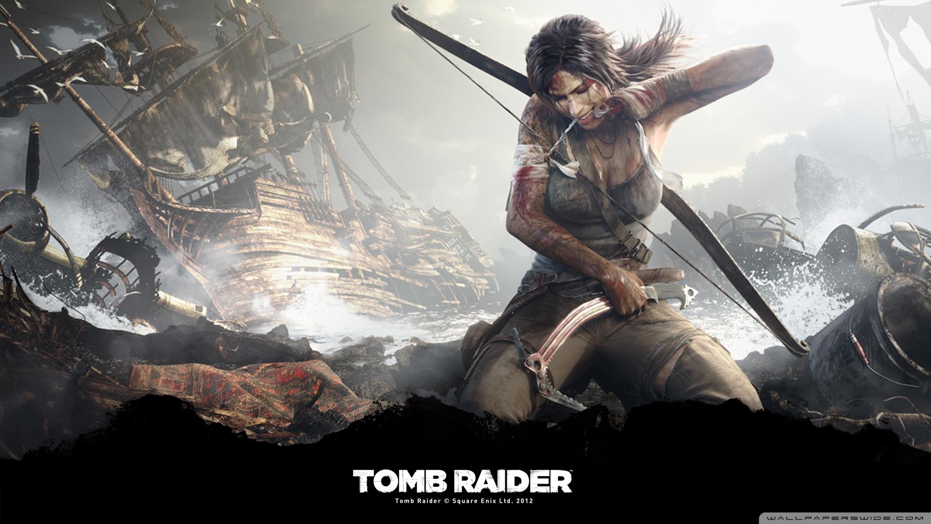Tomb Raider Survivor 2013 Wallpaper 1920x1080 Tomb Raider Survivor 1920x1080